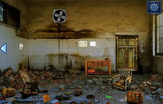 Escape Games - Ruined House 5 screenshot 1