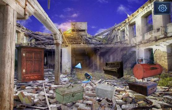 Escape Games - Ruined Mansion screenshot 3