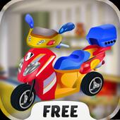 Escape Game - Kids Toys House icon