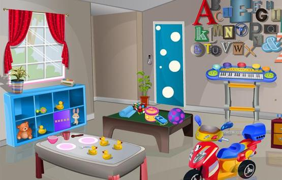 Escape Game - Kids Toys House poster
