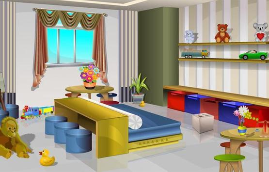 Escape Game - Kids Toys House apk screenshot