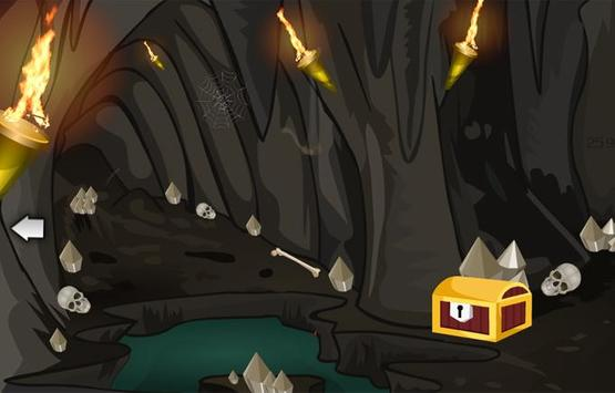 Who Can Escape - Forest Cave 2 apk screenshot