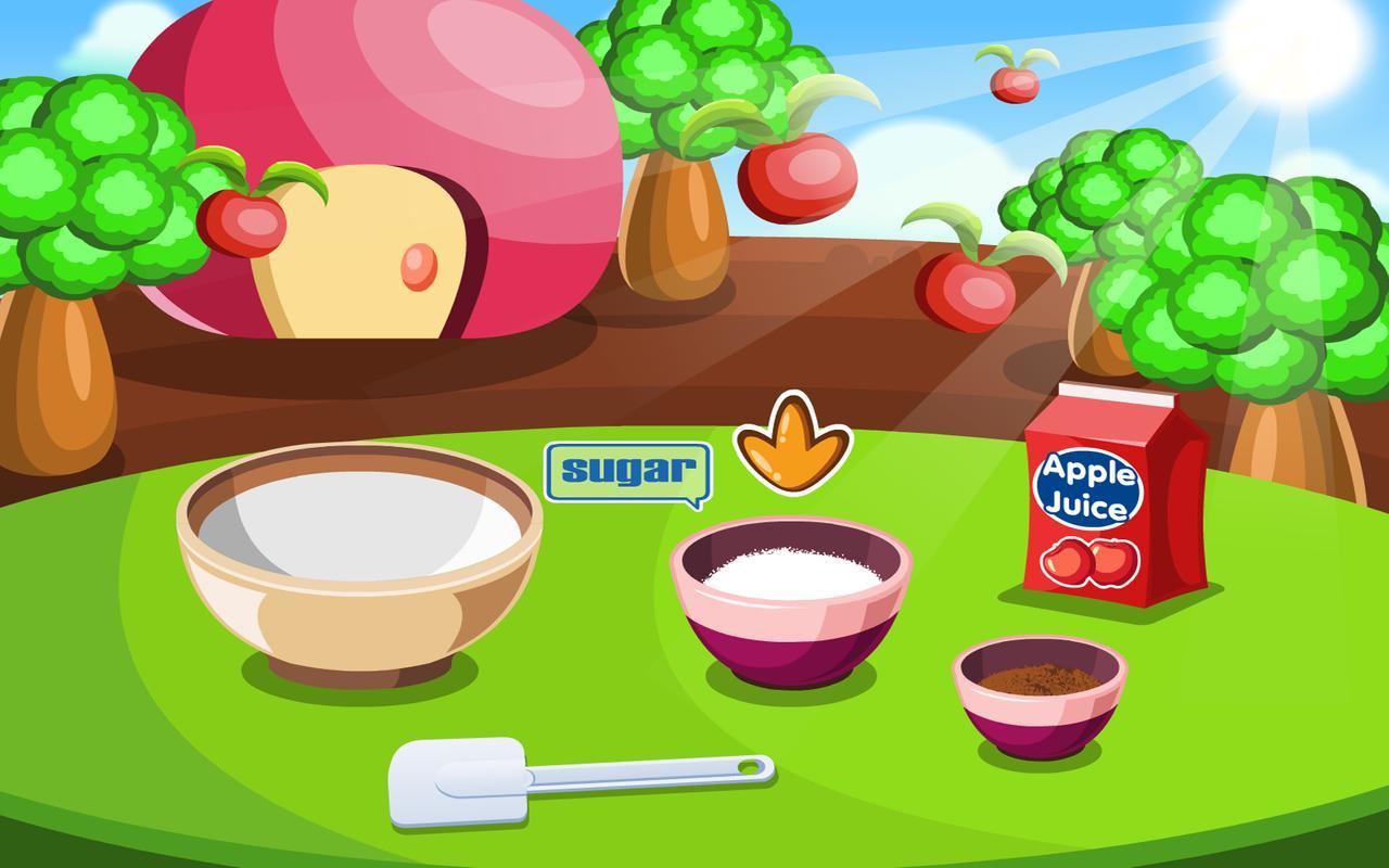 Bundt Cake Cooking Website