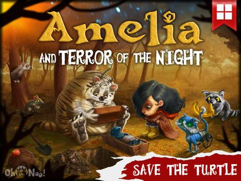 Amelia - LITE | Kids Story Book: Learn to Read apk screenshot