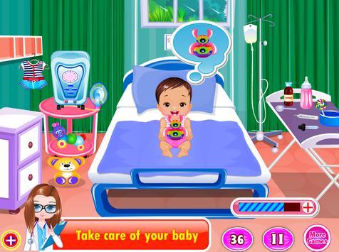 Tornie Baby Doctor screenshot 13