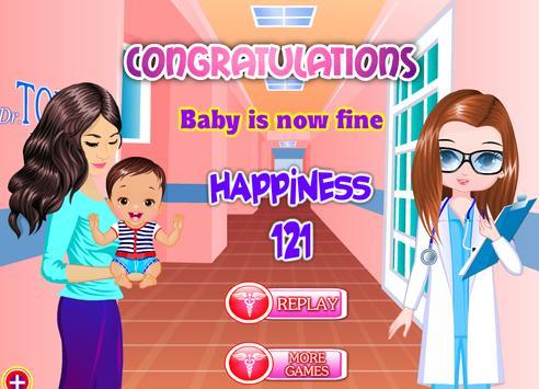 Tornie Baby Doctor screenshot 14