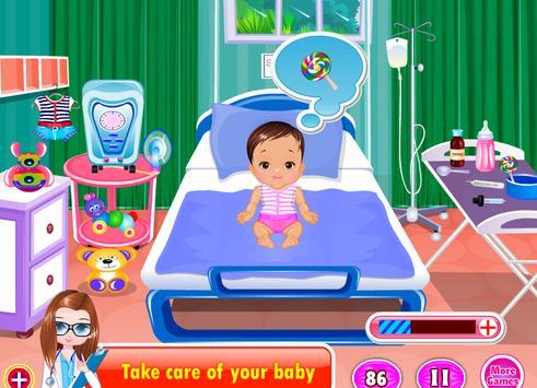 Tornie Baby Doctor screenshot 4