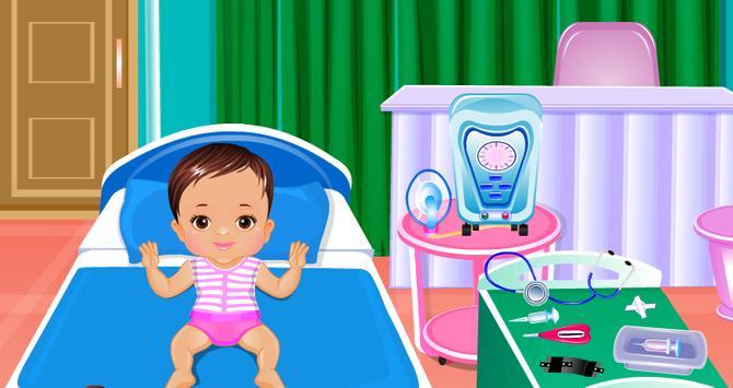 Tornie Baby Doctor screenshot 8