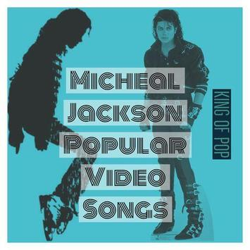 Micheal Jackson The King of POP : HD Video Songs poster