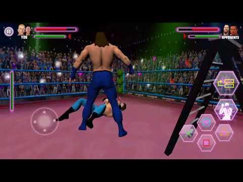 WWE Wrestling Revolution - 3D Wrestling Video App for