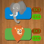 Puzzle Game for Kids (Age 2+) icon