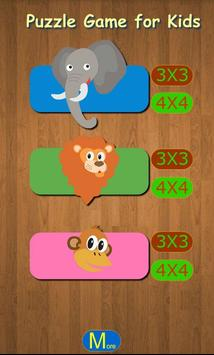 Puzzle Game for Kids (Age 2+) poster