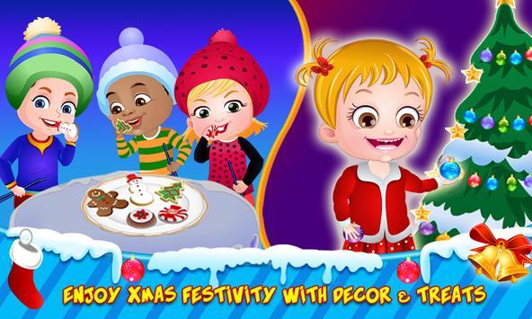 Baby Hazel Christmas Surprise poster