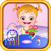 Baby Hazel Craft Time icon
