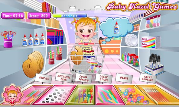 Baby Hazel Craft Time apk screenshot