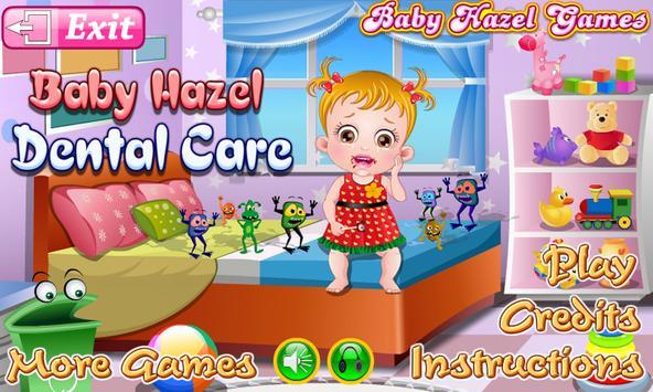 Baby Hazel Dental Care poster