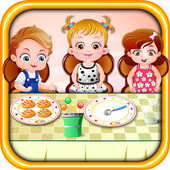Baby Hazel Dining Manners icon