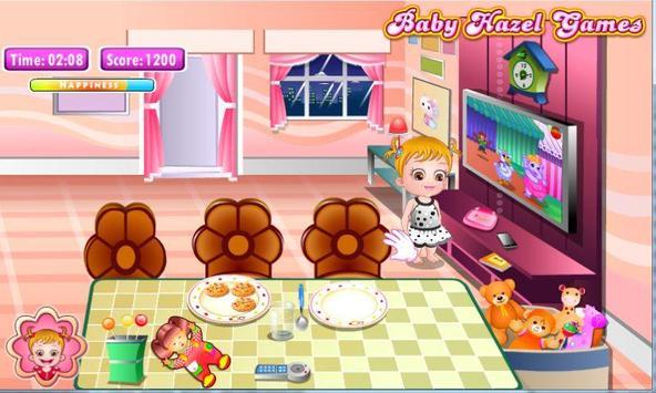 Baby Hazel Dining Manners screenshot 1