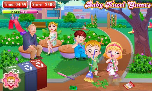 Baby Hazel Earth Day apk screenshot