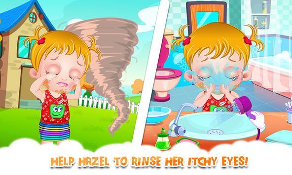 Baby Hazel Eye Care poster
