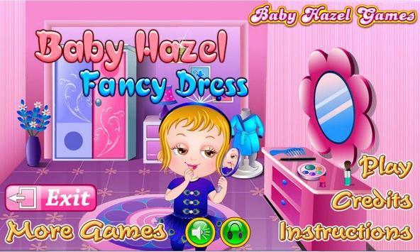 Baby Hazel Fancy Dress poster