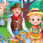 Baby Hazel Farm Tour icon