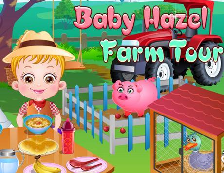 Baby Hazel Farm Tour apk screenshot