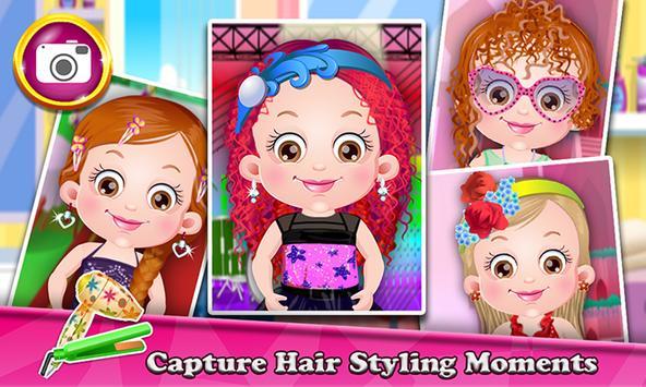 Baby Hazel Hair Day screenshot 4