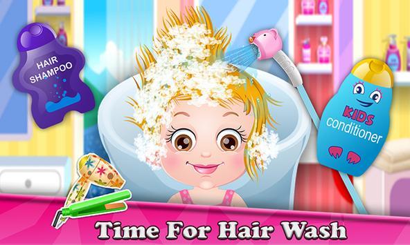Baby Hazel Hair Day screenshot 15