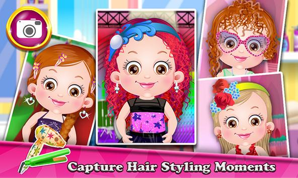 Baby Hazel Hair Day screenshot 16