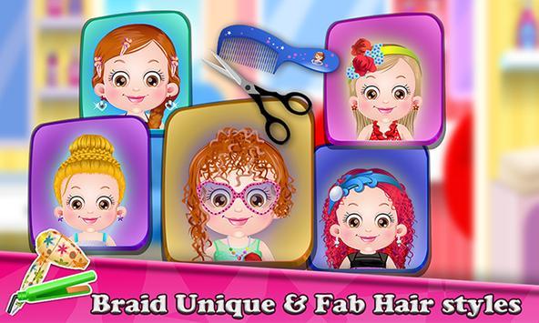 Baby Hazel Hair Day screenshot 2