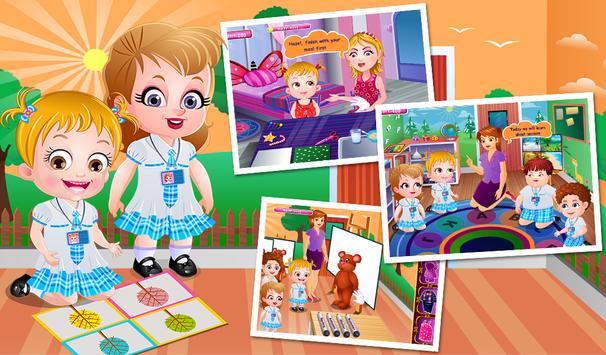 Baby Hazel Learn Seasons poster