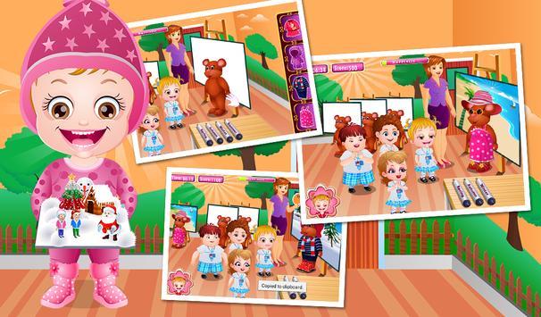 Baby Hazel Learn Seasons apk screenshot