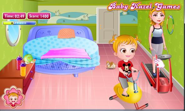 Baby Hazel Learns Manners apk screenshot