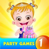 Baby Hazel Party Games icon