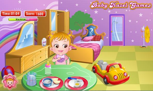 Baby Hazel In Preschool apk screenshot