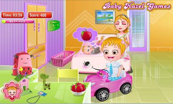 Baby Hazel School Hygiene screenshot 1