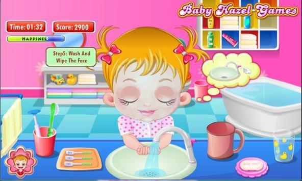 Baby Hazel Brushing Time screenshot 10