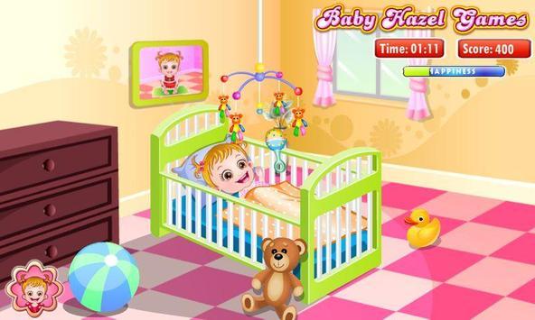 Baby Hazel Brushing Time screenshot 2