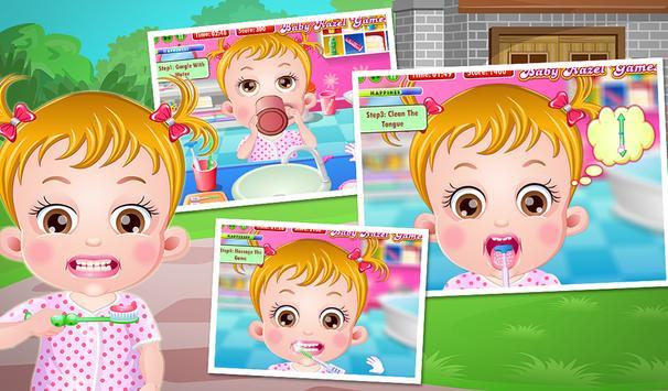 Baby Hazel Brushing Time screenshot 6