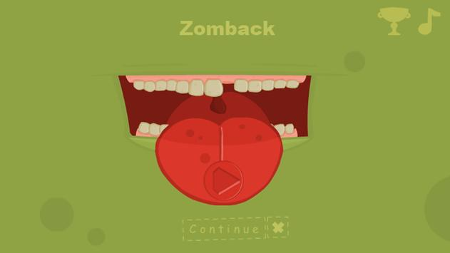 Zomback poster