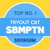 TOP NO. 1 TRYOUT CBT SBMPTN SOSHUM иконка
