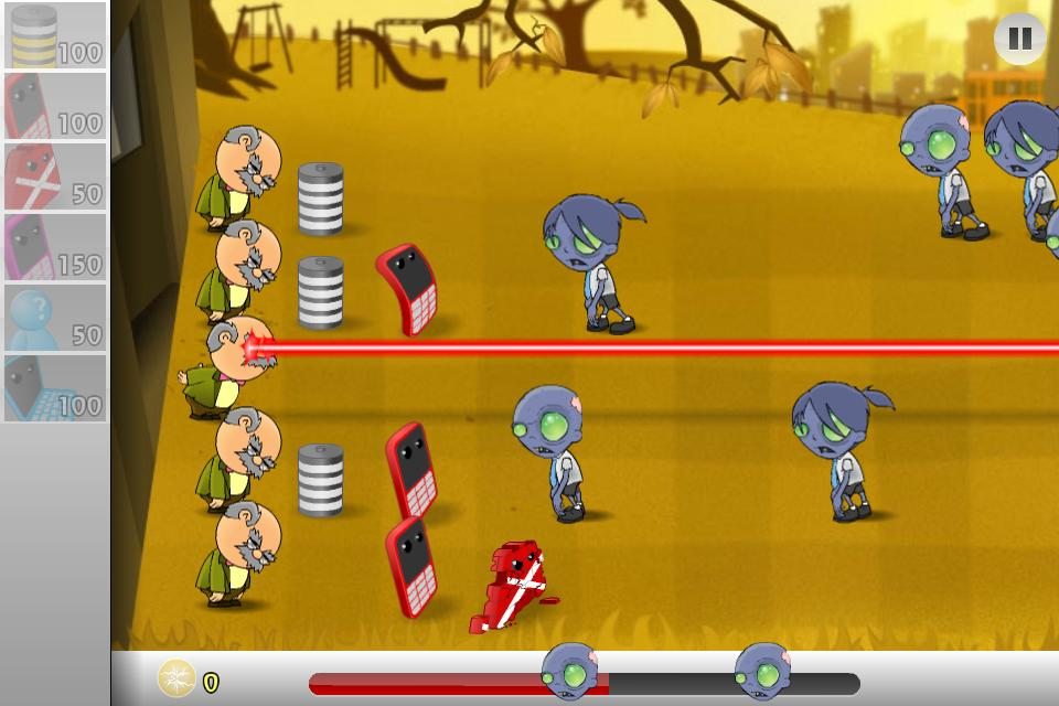 Cyberbully Zombies Attack 3