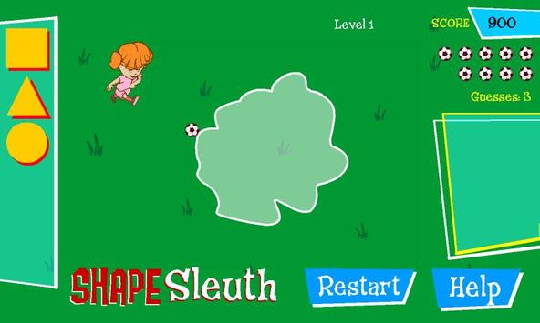 Quarked! Shape Sleuth apk screenshot