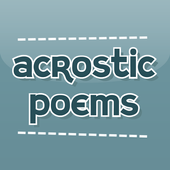 Acrostic icon