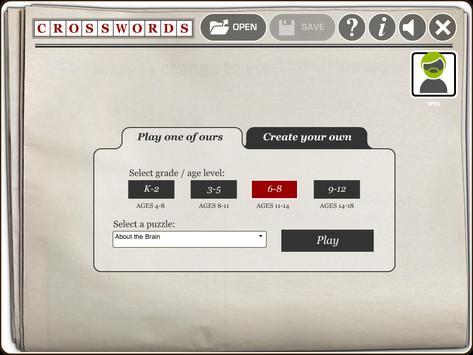 RWT Crossword apk screenshot