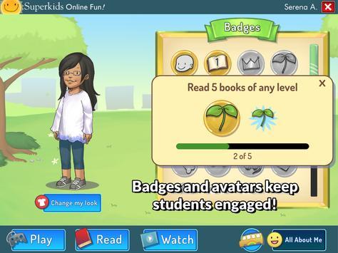 Superkids Online Fun apk screenshot