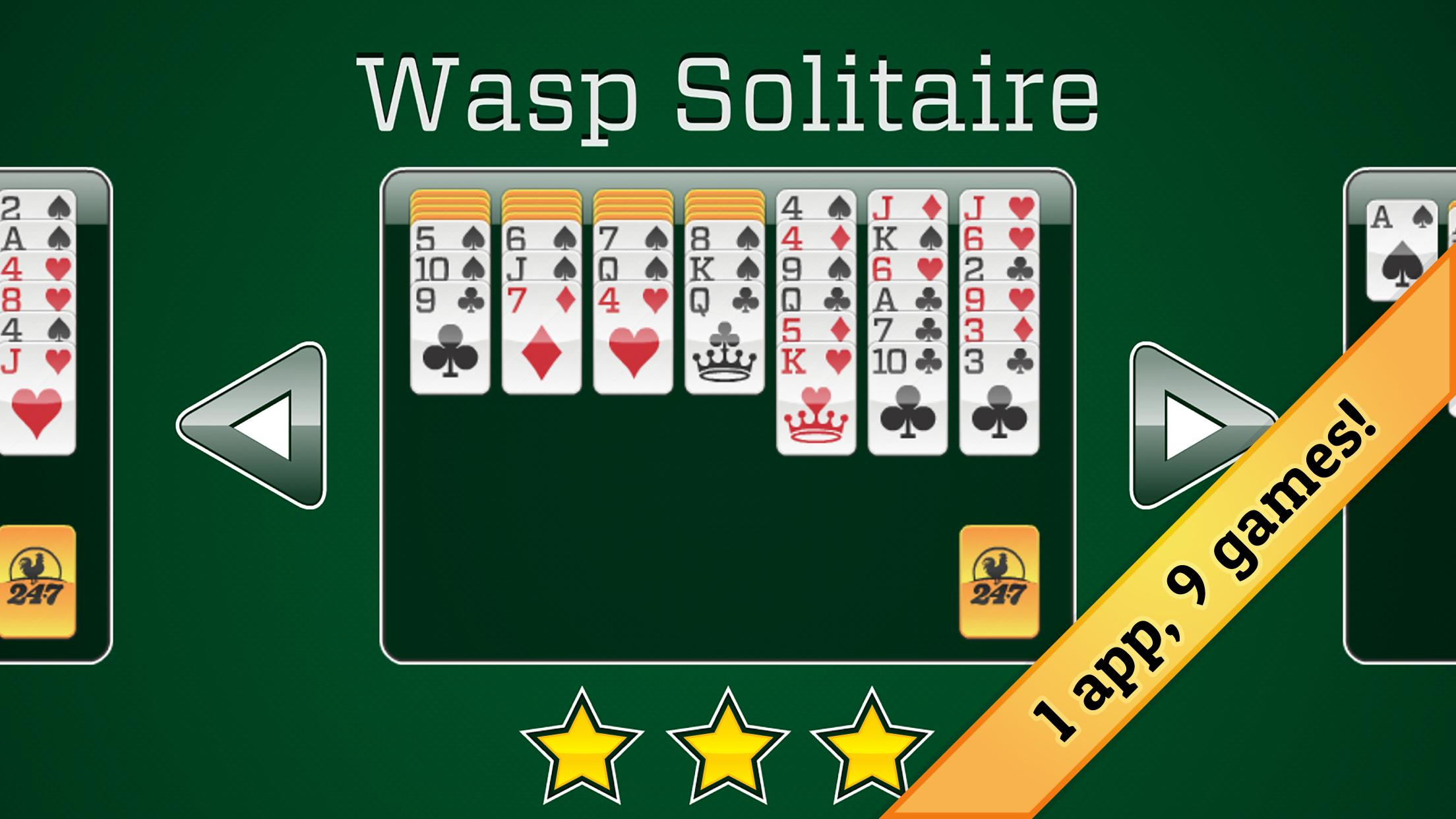 247 Solitaire for Android - APK Download