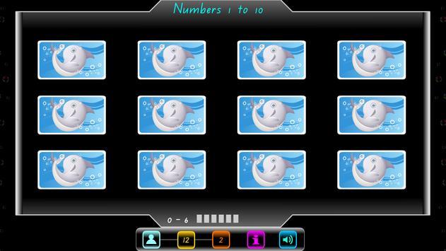 Numbers 1 to 10 Lite screenshot 2