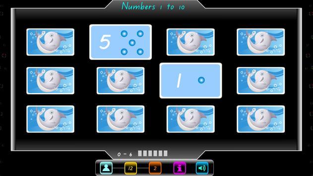 Numbers 1 to 10 Lite screenshot 5